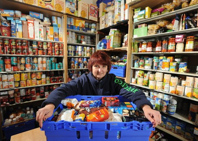 Mystery Donor Gives â10k To Morecambe Foodbank As New York