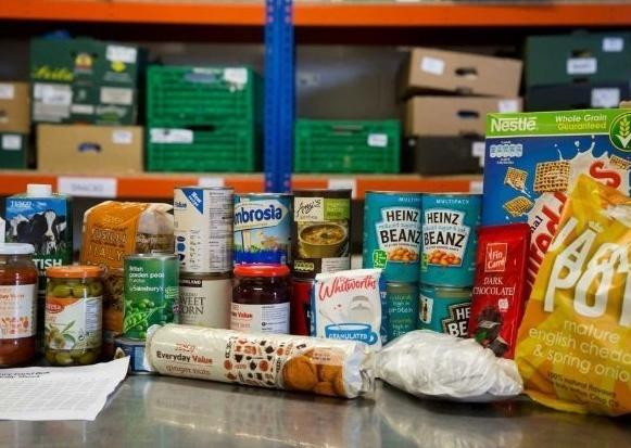Busiest Six Months Ever For Morecambe Bay Foodbank