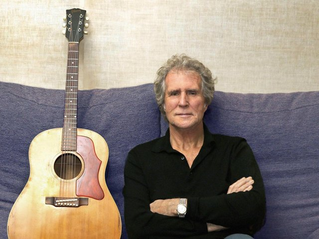 John Illsley, founder member and bass player of Dire Straits, is bringing his chat and music show to The Platform this March.Picture by Judy Totton.