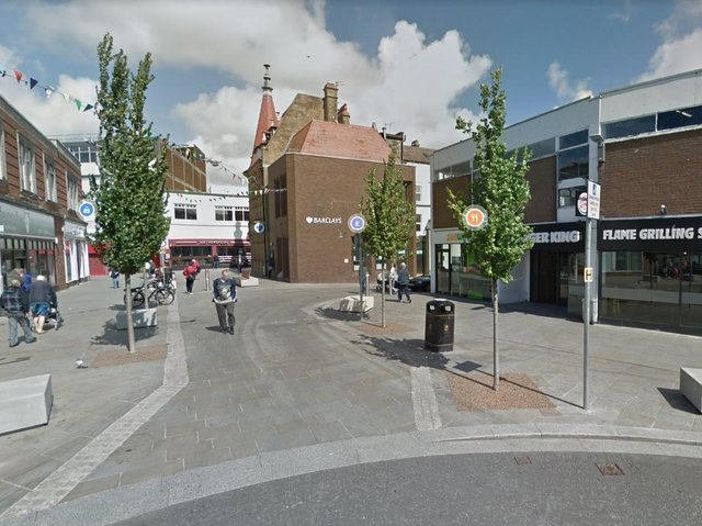 Morecambe shops are beginning to re-open. Photo: Google Street View