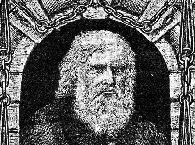 Lancaster Castle executioner William Calcraft.