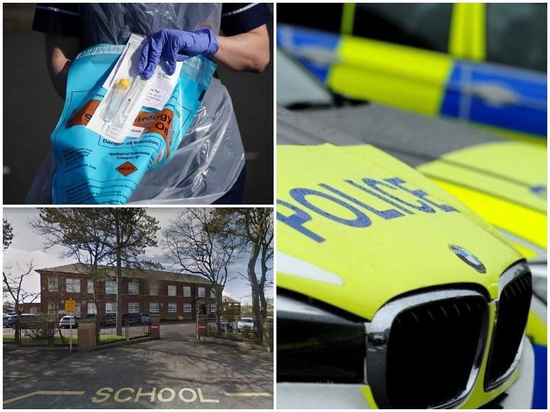 Lancashire News Live 16 Year Old Boy Stabbed Outside Mcdonald S At Preston Docks Baines High School Sends Home Entire Year Group After Positive Coronavirus Case Two Cannabis Farms Uncovered By Blackpool Police