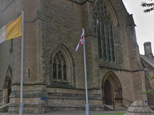 Lancaster Cathedral in Balmoral Road.