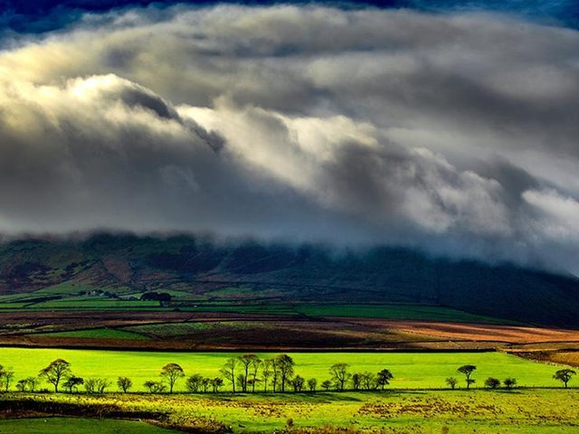 Pendle Hill - Pendle witch country