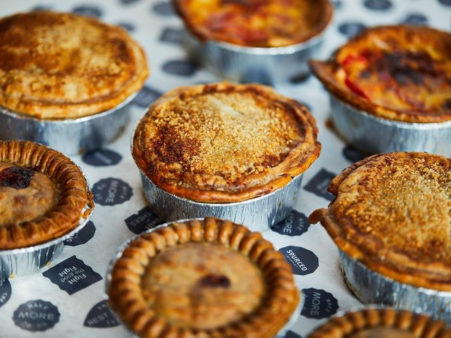 Lancashire has some of the best pie shops around