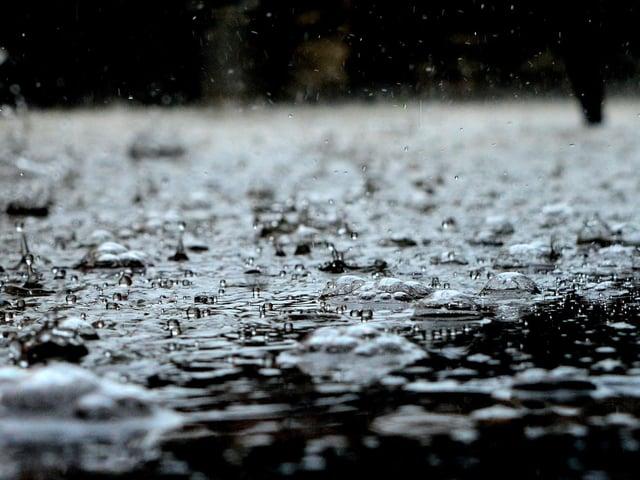 Three days of persistent heavy rain has ben forecast for Lancashire.