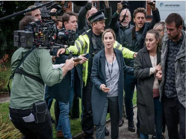 New ITV drama The Bay, filmed and set in Morecambe. Picture: Tall Story Pictures 2019
