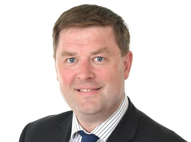 Colin Johnson, partner at Lancaster-based chartered accountants and business advisers MHA Moore and Smalley.