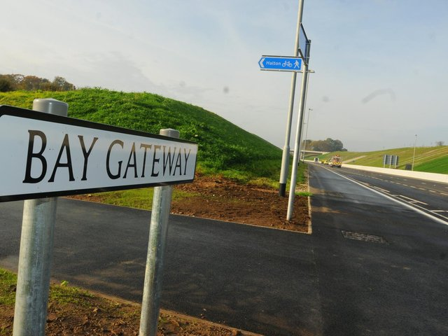 Work to date shows there is a potentially viable commercial development/investment proposition for the site, and the completion of the Bay Gateway has opened the door to making this a reality.