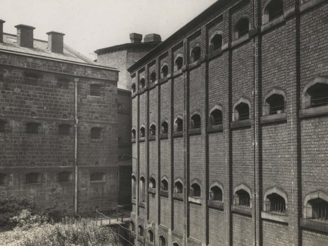 Preston Prison in the 1930s