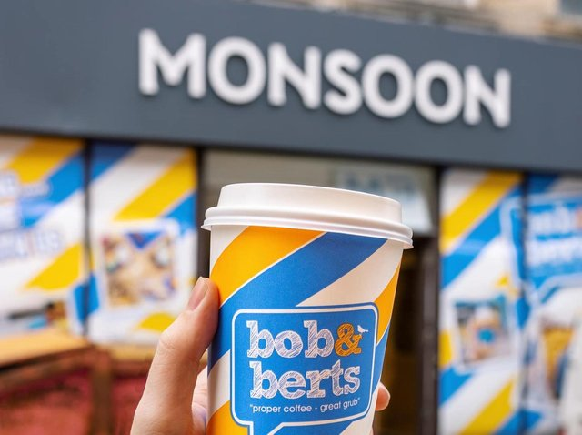 Bob & Berts is opening in the former Monsoon shop in Penny Street. Photo: Bob & Berts Facebook page.