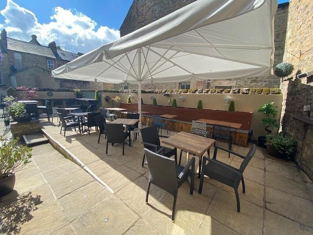 The Sun Hotel and Bar has confirmed it is re-opening its outside space for customers from April 12.