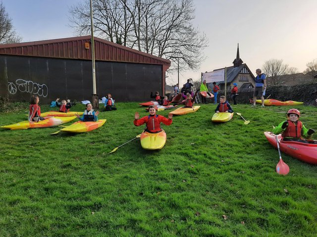 Lancaster Sea Scouts preparing to return to the water this week.