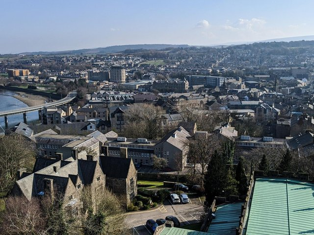 The campaign group's analysis of Ministry of Housing, Communities and Local Government figures show that 1,644 homes in Lancaster were not being used as of October, up from 1,497 the year before.