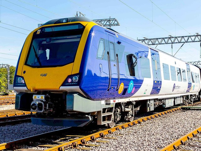 Train operator Northern is urging people to think twice before heading to the seaside