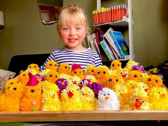 Curious Investigators Easter trail encourages children to find Easter chicks across the city. Families are invited to fill in a trail map and send it back for the chance to win a giant Easter egg.
