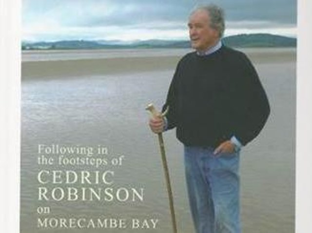 Sands of Time following in the footsteps of Cedric Robinson on Morecambe Bay has been shortlisted for a top honour.