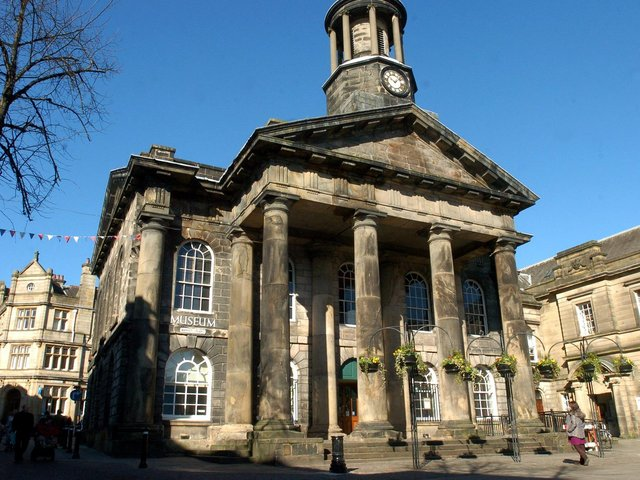 Lancaster City Museum.