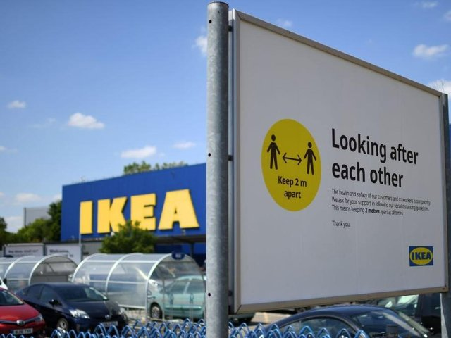 IKEA is set to reopen its Warrington store
