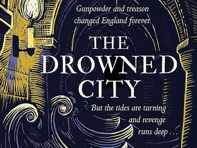 The Drowned City by K J Maitland