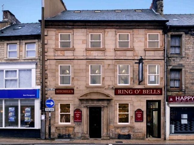 The Ring o' Bells in Lancaster.