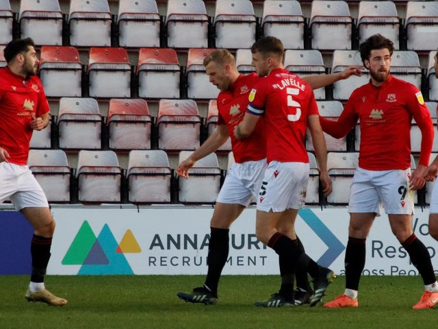 Morecambe drew against Southend United in midweek