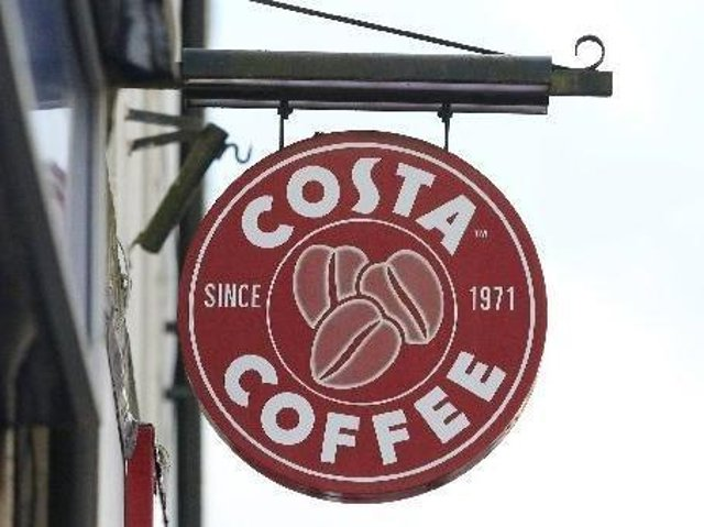 Costa Coffee.