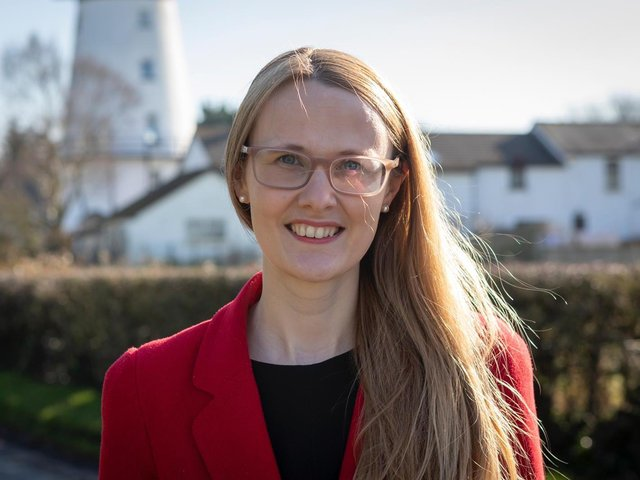 Lancaster and Fleetwood MP Cat Smith.