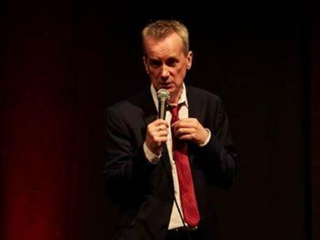 Frank Skinner reschedules 'Showbiz' tour date for Blackpool to October