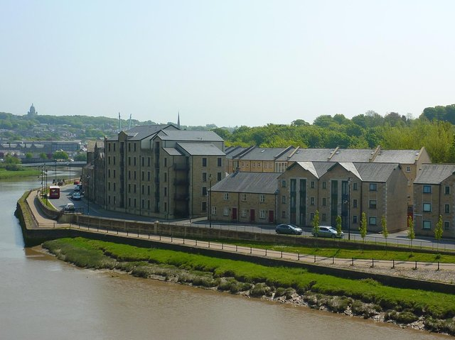 Lancaster Vision say a new bridge over the River Lune would help the city to deal with an increase in traffic