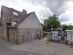 Police were called to Silverdale station