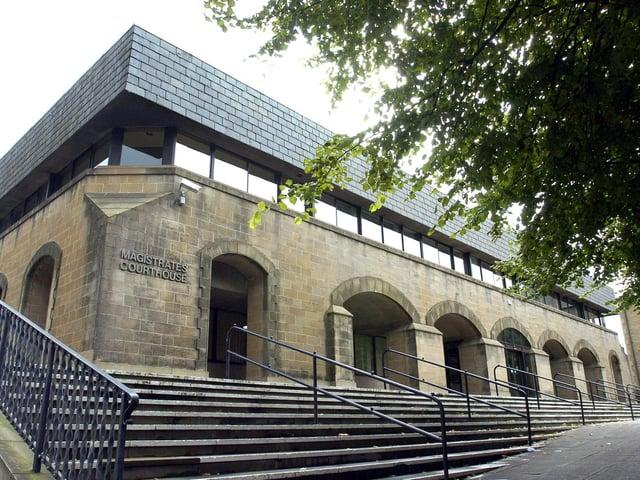Lancaster Magistrates Court.