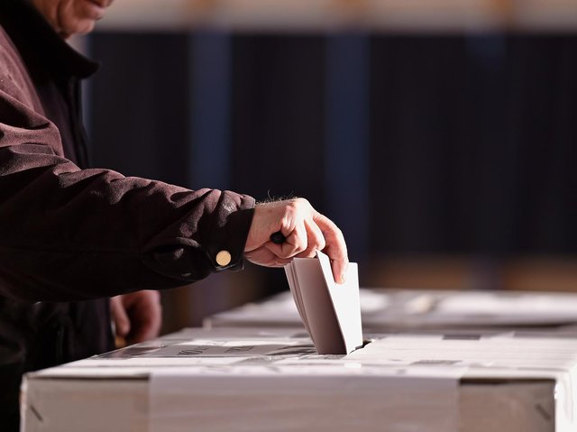 Voters will go to the polls on Thursday May 6.