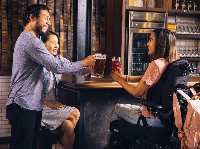 Lancaster ranks 9th in the top 10 biggest pub spenders in the first week after lockdown eases.