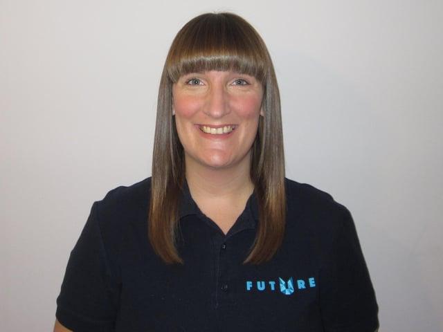 Emma Deeks, Future U Senior Coordinator.