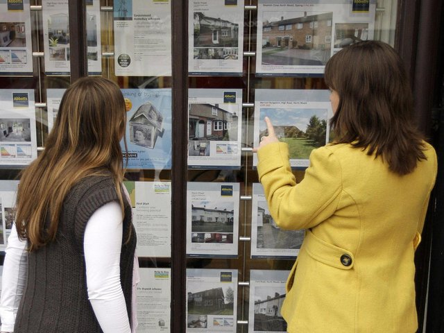 Demand for homes is out-stripping supply in some areas