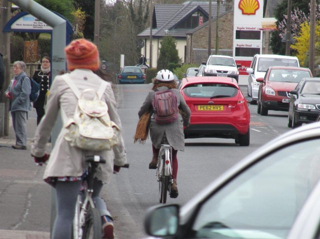 """Lancaster cyclists and pedestrians are receiving """"shoddy treatment"""" from Lancashire County Council, according to city campaign group Dynamo."""