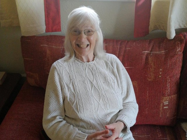 Grandmother Barbara Robinson from Lancaster is taking on the Sir Captain Tom Moore challenge by painting 100 pebbles which will hidden in the Morecambe/Lancaster area. The pebbles will all be individually numbered from 1 to 100 and Barbara is asking if anyone finds one of her pebbles, that they could donate to her just giving page to raise money for charity.