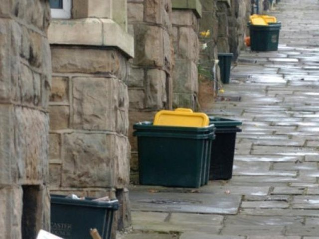 Your bin collection day may have changed next week.