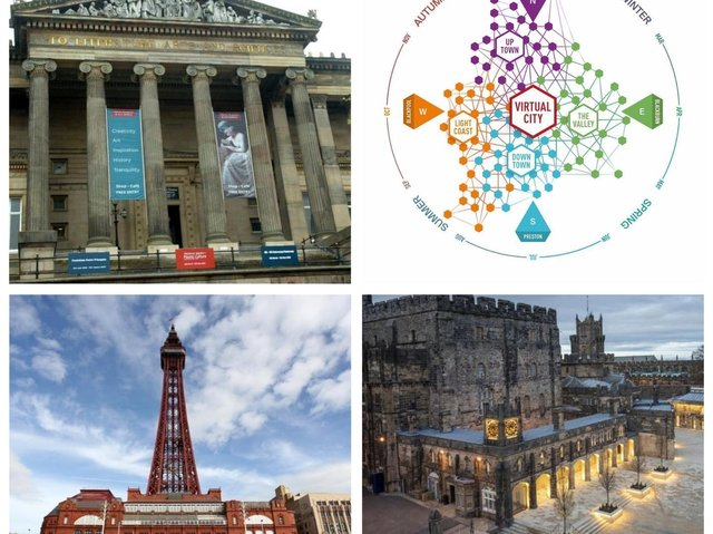 If Lancashire's City of Culture 2025 bid is successful, the county will celebrate for a whole year with an eclectic mix of events that might include music, dance, theatre, art and large-scale public spectacles