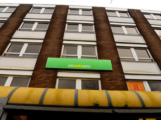 People applying for Universal Credit usually have to present supporting evidence at a Job Centre - but things were different after the pandemic struck