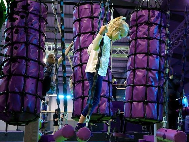 Jump Rush in Morecambe is due to reopen on May 17.