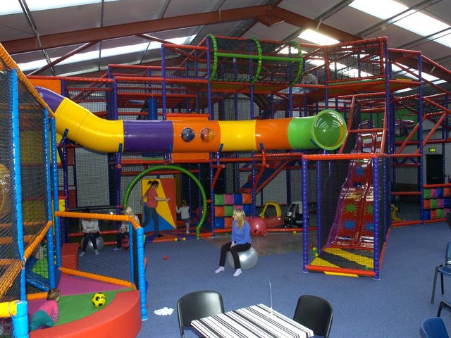 Giggles. Play and Adventure. Lancaster Leisure Park.
