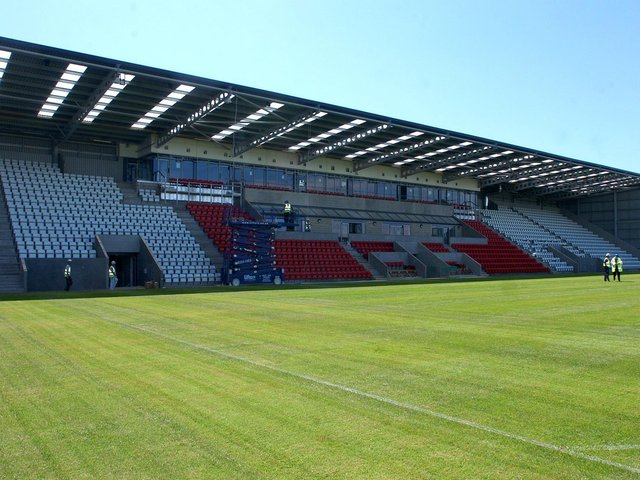The Mazuma Stadium is set to welcome back Morecambe fans on May 23