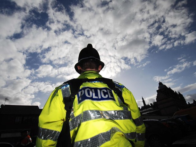 Police raided a property in Carnforth and seized Class A drugs worth up to £100k.
