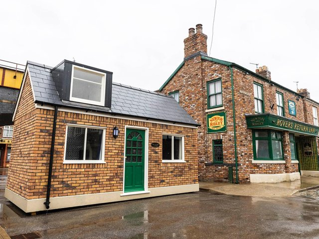 During their stay at the 'pop-up B&B', guests will be taken on a private tour of the set and tuck into a hotpot dinner whilst watching classic Corrie episodes. They will also enjoy a cheeky pint in the Rovers and a hearty breakfast from Roy's Rolls