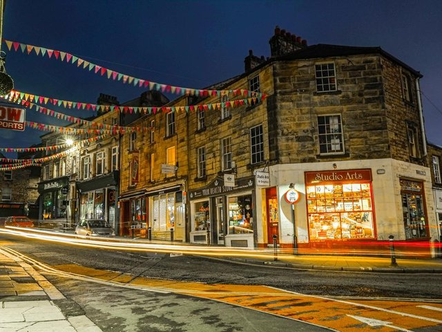 North Road in Lancaster. Photo by Jonathan Bean Photography.