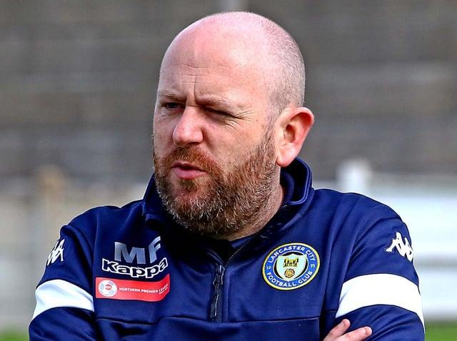 Lancaster City manager Mark Fell (photo: Tony North)