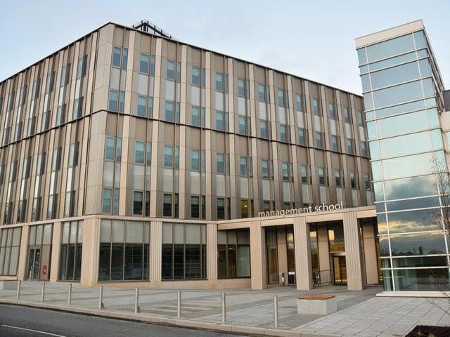 Lancaster University Management School.