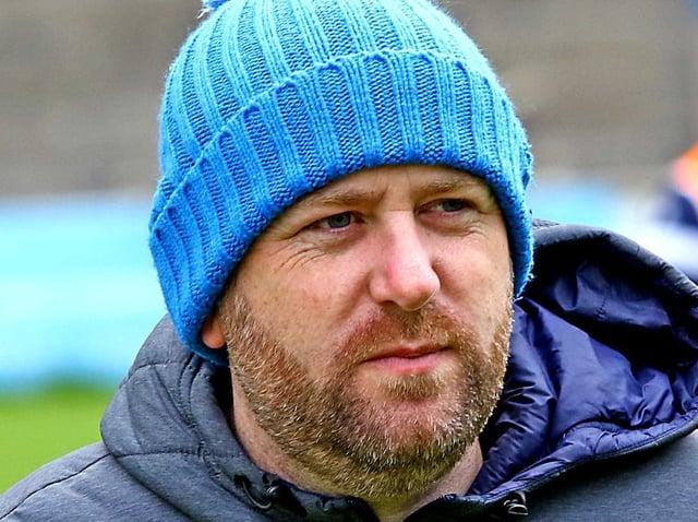 Lancaster boss Mark Fell (photo: Tony North)
